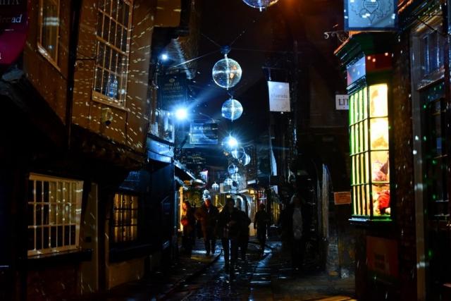 Illuminating York