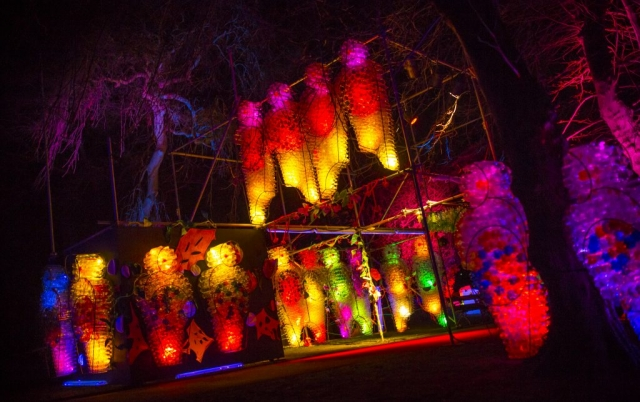 Enchanted Parks - NewcastleGateshead